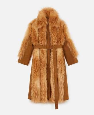 Stella McCartney Fur Free Fur Coat, Women's