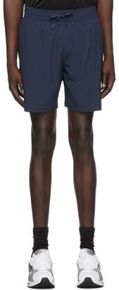 Asics Navy Essential Woven Training Shorts