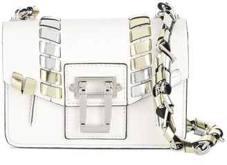 Proenza Schouler Hava embellished shoulder bag