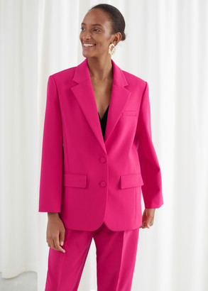And other stories Structured Oversized Blazer