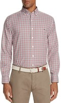 Vineyard Vines Meadowbrook Gingham Tucker Slim Fit Button-Down Shirt