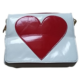 JC de CASTELBAJAC White Leather Handbags