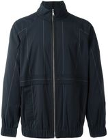 Alexander Wang graphic line sports jacket