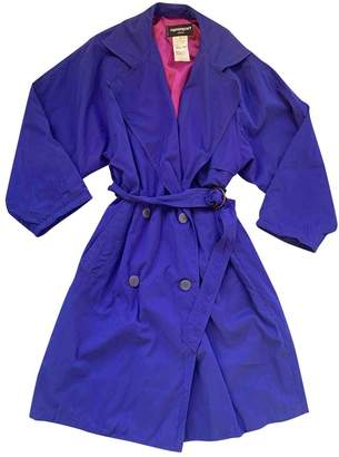 Ramosport Blue Coat for Women Vintage