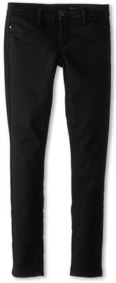Blank NYC Kids Skinny Jeans in Nightchild Black (Big Kids) (Nightchild Black) Girl's Jeans