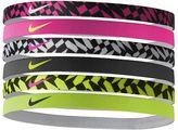 Nike 6-pk. Solid & Abstract Geometric Headband Set