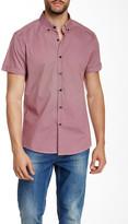 Kenneth Cole New York Caviar Dot Short Sleeve Shirt