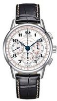 Longines Automatic Heritage Chronograph Men's Watch L2.780.4.18.2