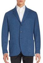 Loro Piana Solid Cashmere Jacket