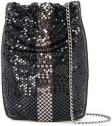 Laura B Box Disco bag