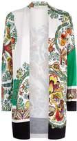 Etro Floral Paisley Cardigan