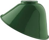 Rejuvenation Angled Dome Shade - Gloss Green