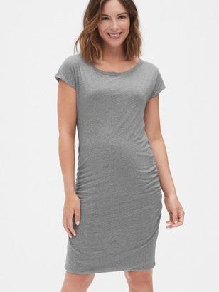 Gap Maternity T-Shirt Dress