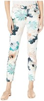 7 For All Mankind The Ankle Skinny in Brilliant Bloom Floral (Brilliant Bloom Floral) Women's Jeans