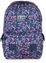 Superdry Beau Ditsy Montana Rucksack