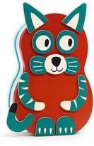 Djeco Toddler Wooden Magnetics Animo Play Set