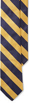 Polo Ralph Lauren Striped Silk Repp Narrow Tie