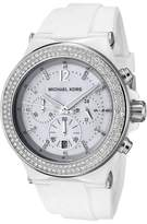 Michael Kors MK5392 Ceramic With Silicone Band 40mm Womens Watch
