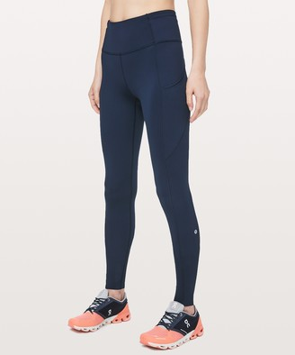"""Lululemon Fast and Free Tight 31"""" *Non-Reflective Online Only"""