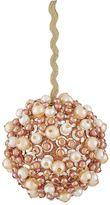 Joanna Buchanan Gold Pearl Christmas Bauble