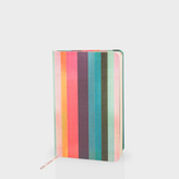 Paul Smith 'Artist Stripe' Pocket Notebook