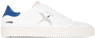 Axel Arigato white Clean 90 Triple Bee Bird leather sneakers