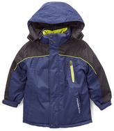 Hawke & Co Atlantic Blue Vestee Puffer Coat - Toddler & Boys