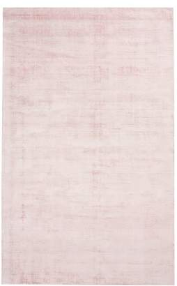 Pottery Barn Teen Solid Viscose Rug, 3'x5', Powdered Blush