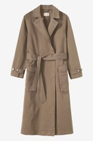 Toast Cotton Twill Trench Coat