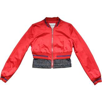 Frankie Morello Multicolour Cotton Jackets