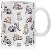 DENY Designs Wonder Forest Smitten Kittens Mug