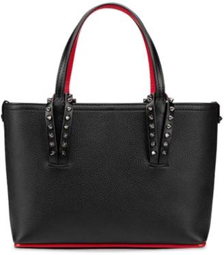 Christian Louboutin Cabata Mini Leather Tote Bag