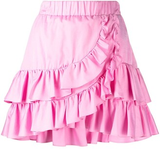 FEDERICA TOSI Ruffled Design Skirt