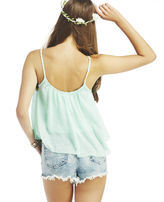 Wet Seal Daisy Trim Tank