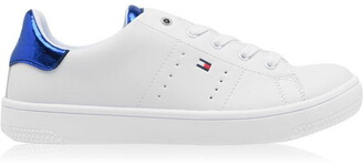 Tommy Hilfiger Flag Lace Trainers