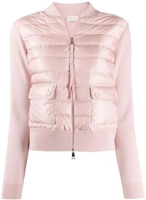 Moncler Slim Fit Puffer Jacket