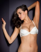 Agent Provocateur Stephanee Bra Ivory