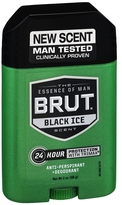 Brut Antiperspirant + Deodorant Black Ice