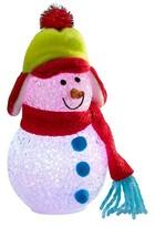 Philips USB Lit Snowman in Green Hat