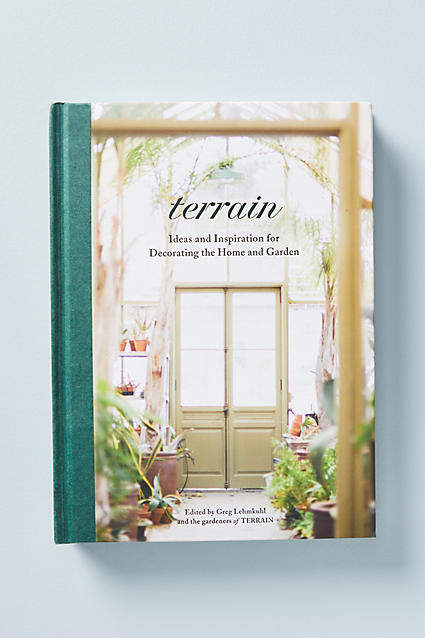 Anthropologie Terrain: Ideas and Inspiration for Decorating the Home and Garden