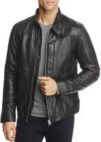 G Star Deline Leather Jacket