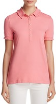 Tory Burch Lacey Polo Shirt