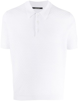 Tagliatore Short Sleeve Polo Shirt