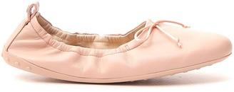 Tod's Bow Detail Ballerinas