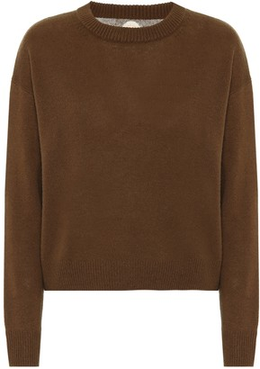 Jardin Des Orangers Wool and cashmere sweater