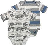 Burt's Bees Baby Organic Stripe Bodysuits Sets (Baby) - Multi-0-3 Months