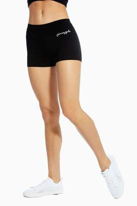Pineapple Womens Classic Hotpants - Black
