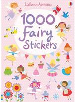 USBORNE 1000 Fairy Stickers Book