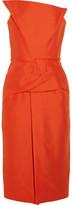 Roland Mouret Verdink structured woven dress