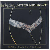 Hanky Panky Signature Lace Open Panel LR Thong